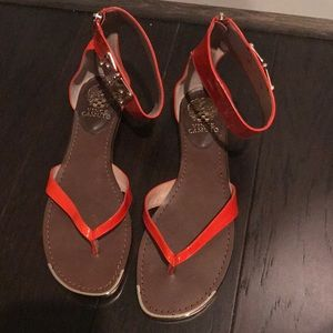 Lightly worn Vince Camuto sandals